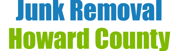 Junk Removal Howard County